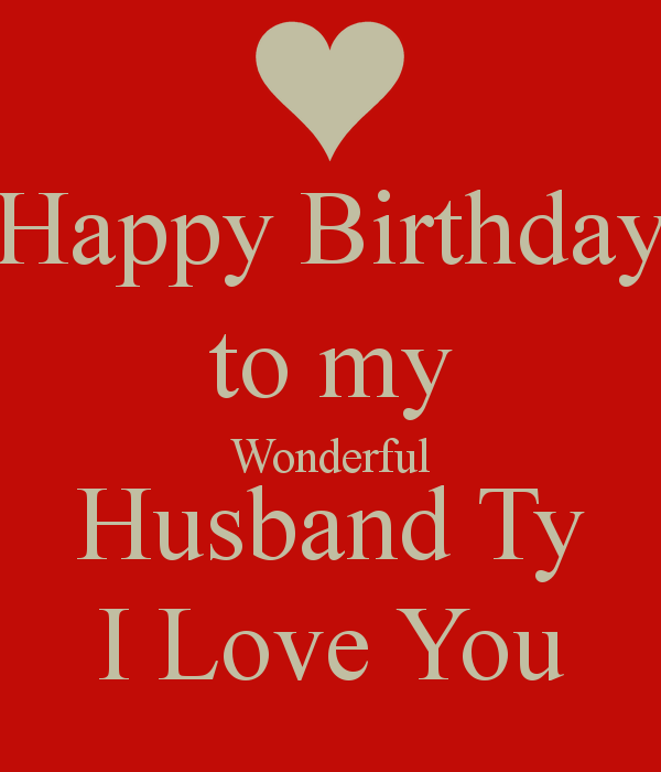 Happy Bday Wishes To A Husband Who Cheated Himself Wonderful Birthday Image