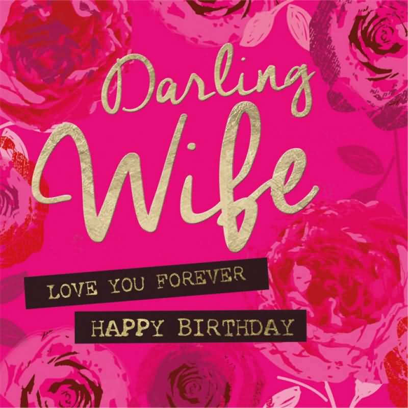 50 Most Famous Birthday Quotes For Wife And Girlfriend