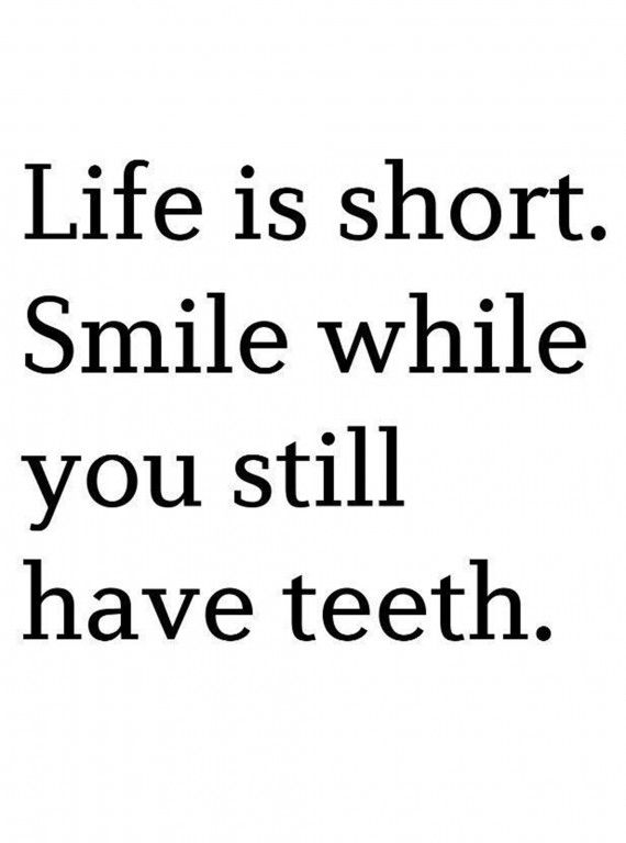 30 Catchy Smile Quotes & Quotations About Smiling