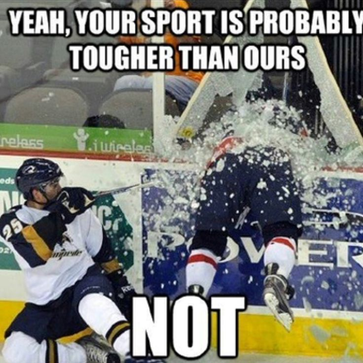 30 Funny Hockey Meme Images, Pictures & Photos