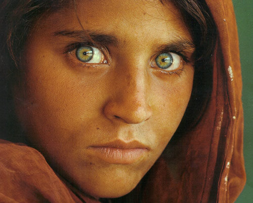 Afghan Girl Pictures