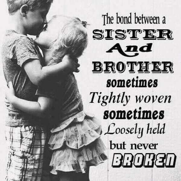 Sister Quotes For Brother Spyrozones Blogspot Com